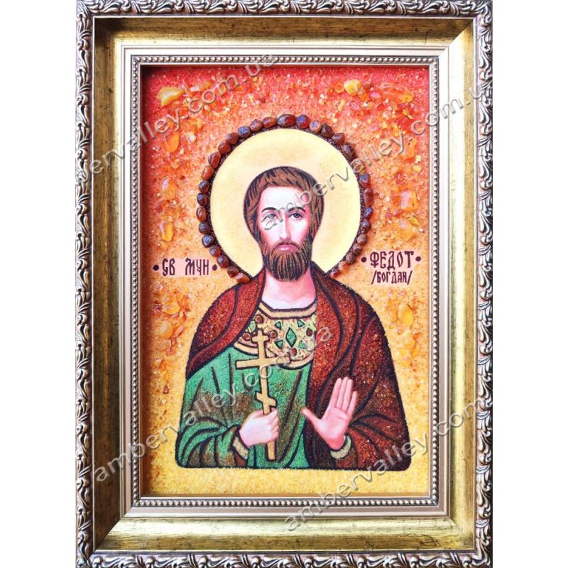 икона святого богдана фото продаже