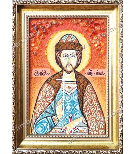 Икона Игорь Великий Князь
