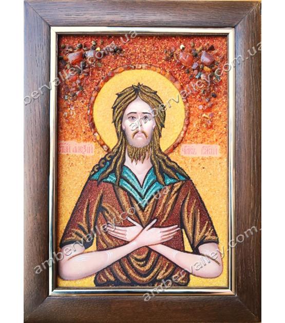Икона Алексея, Божьего человека