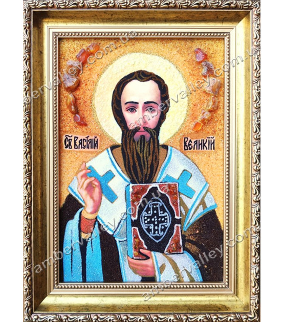Икона Василий Великий