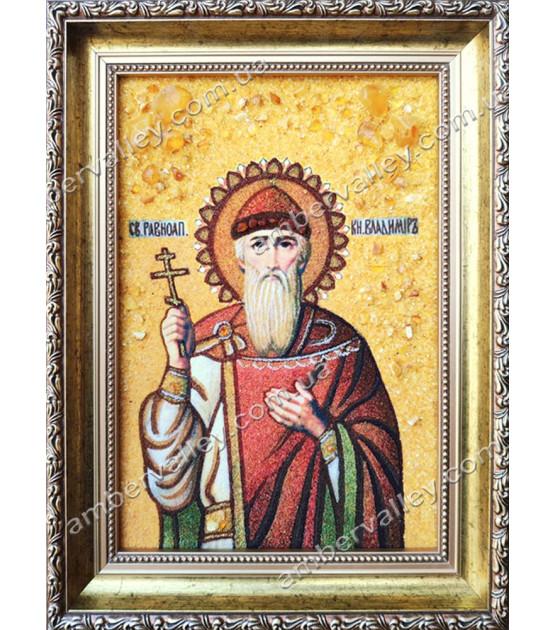 Икона Владимир Святой Равноапостольный князь