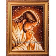 Иисус молится