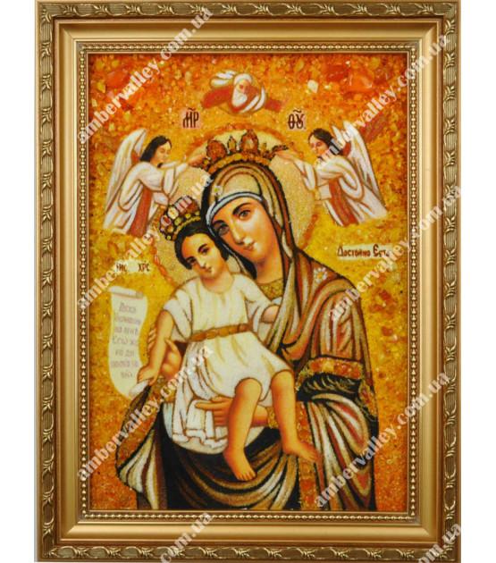 Богородица достойно есть 2