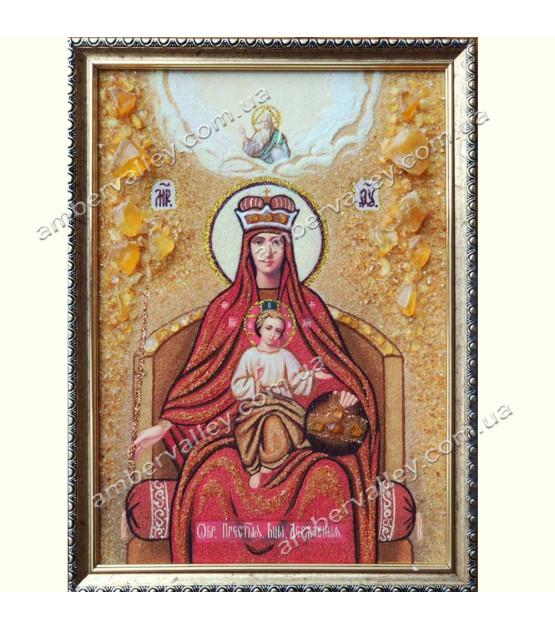 Икона Державная Божья Матерь