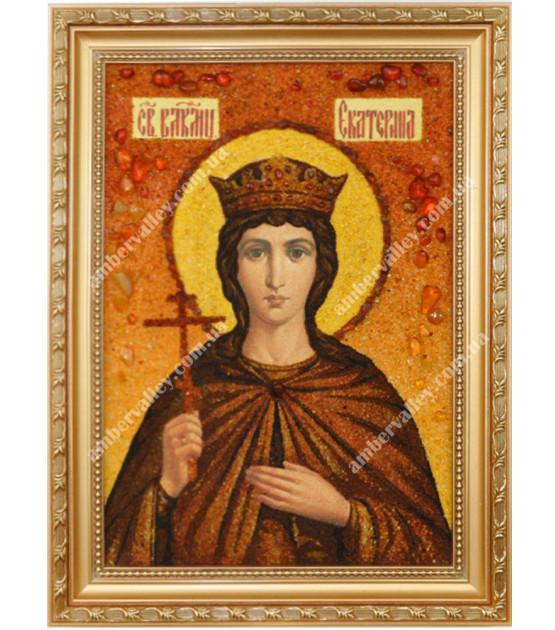 Икона Екатерина Святая Великомученица