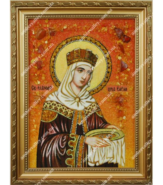 Икона Елена Святая Равноапостольная царица