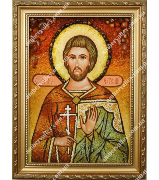Икона Евгений святой Мученик