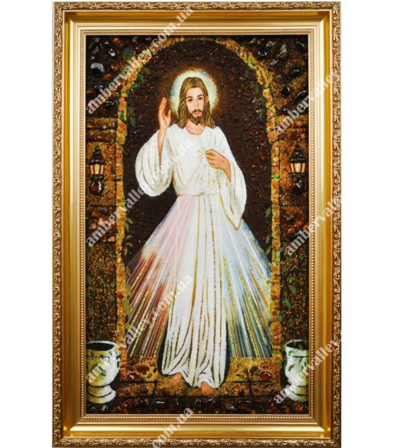 Икона Иисус Милосердный