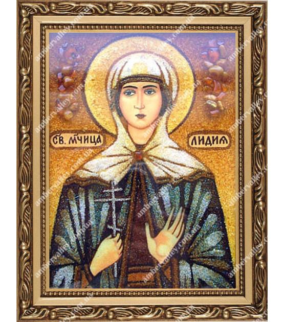 Икона Лидия Святая Мученица