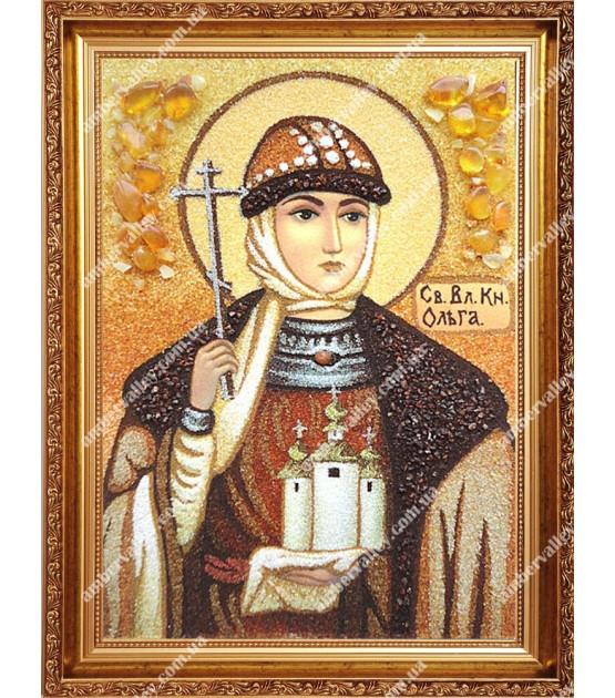 Икона Ольга Святая