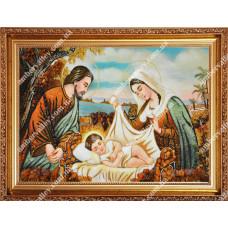 Рождество Христово (цветная)