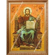 Спас на престоле