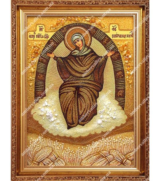 Икона Спорительница хлебов Богородица