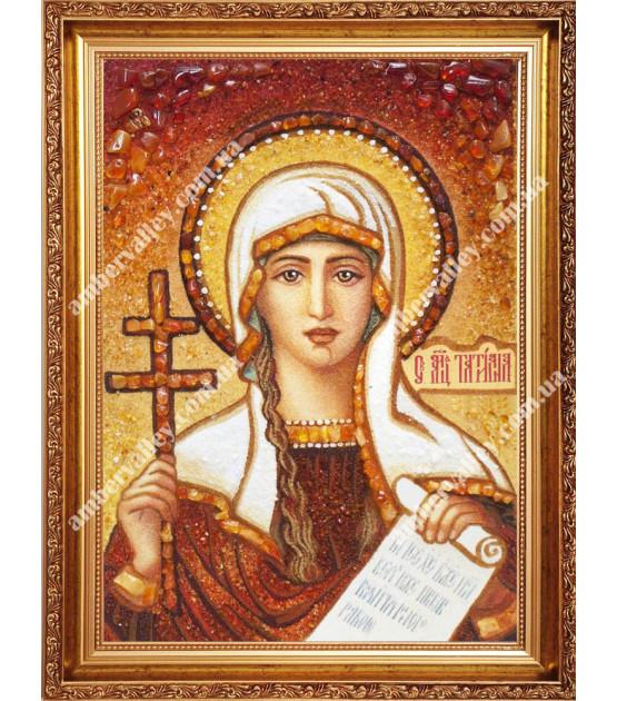 Икона Татьяна Святая Мученица