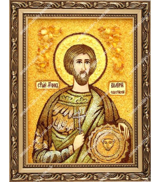 Икона Валерия Севастийский Святой мученик