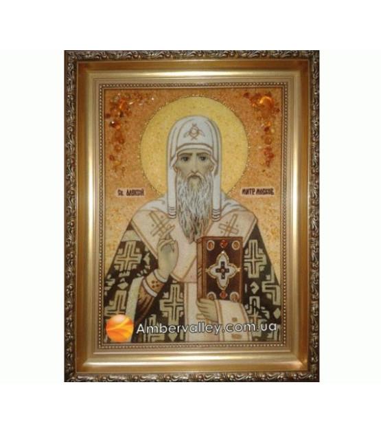 Икона Алексей Московский