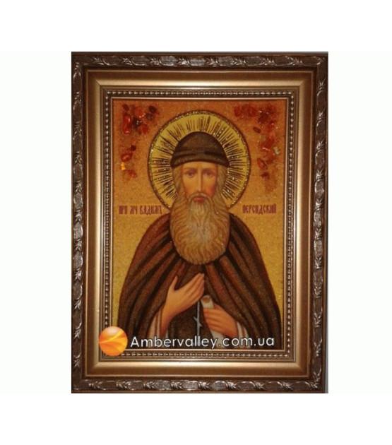 Икона святой Вадим Персидский