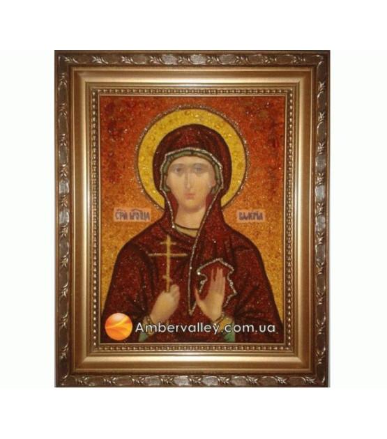 Икона Валерия Святая Мученица