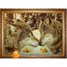 Влюбленные волки