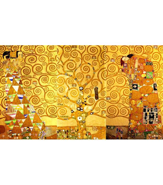 Модульная картина «Густав Климт»