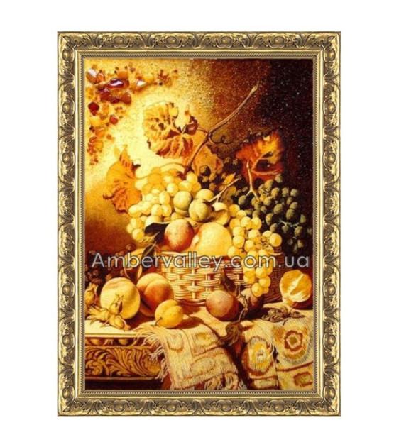 Постер Даффилд Уильям - Натюрморт с фруктами