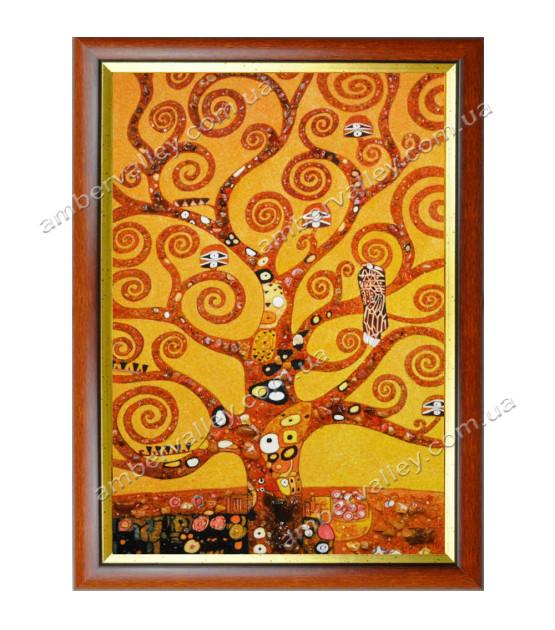 Картина Дерево жизни (Густав Климт)