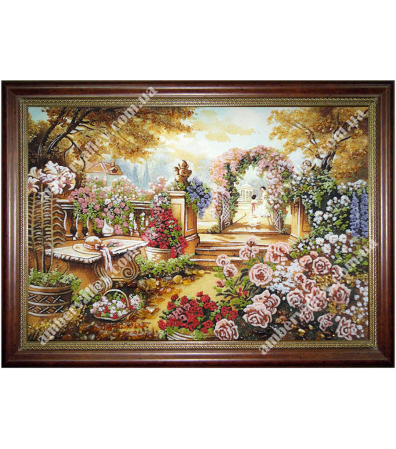 Цветочный дворик