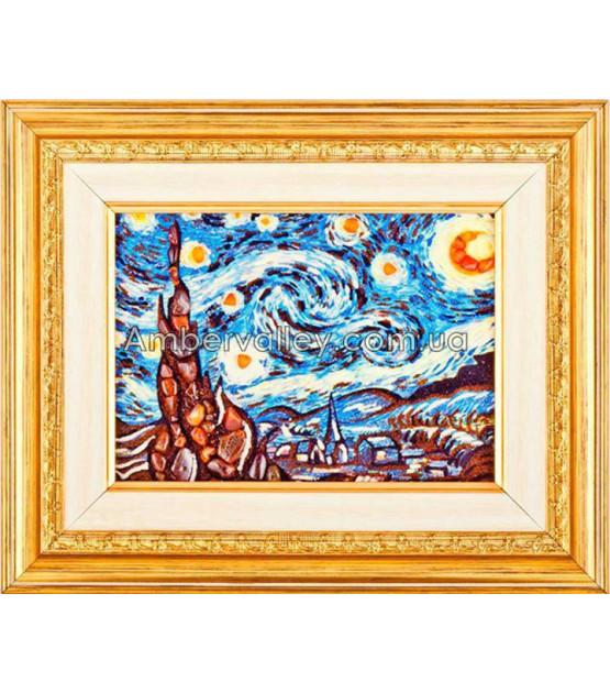 """Картина Ван Гог """"Звездная ночь"""""""