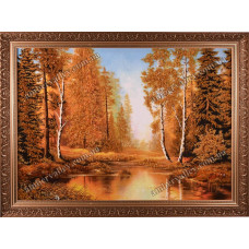 Лесной закат