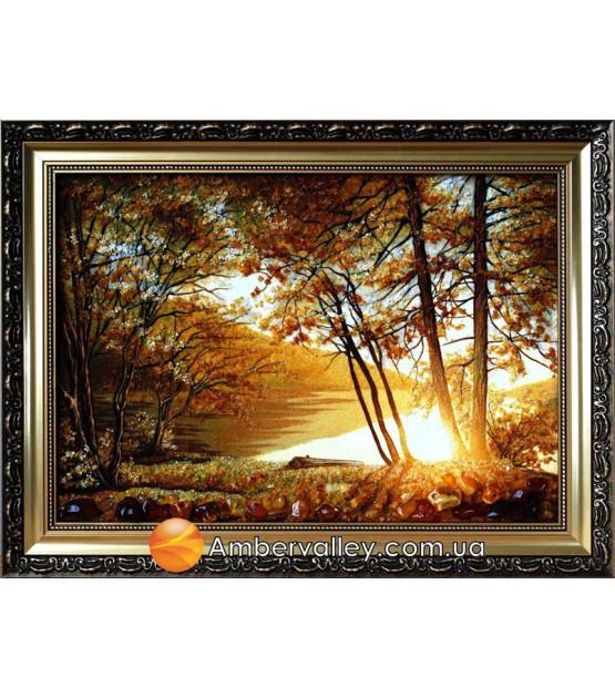 Картина Восход солнца
