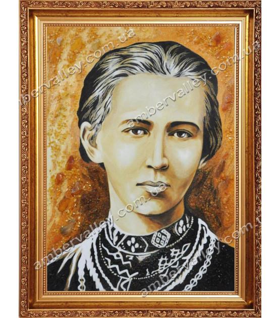 Портрет Леси Украинки