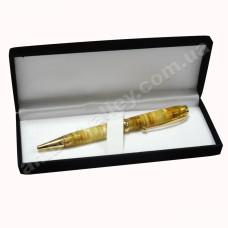 Ручка из янтаря P003 (в футляре)