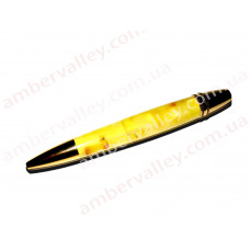 Ручка из янтаря