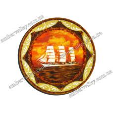 Тарелка из янтаря (Корабль)