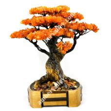 Янтарное дерево (Дубовая крона)